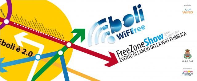 evento di lancio del wi fi Eboli