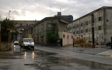 Area ex Pezzullo Galleria dei servizi