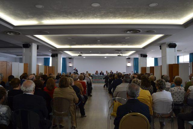 Cisl congresso Fnp salerno