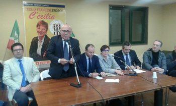 Conferenza stampa-Forza Italia-Cecilia Francese