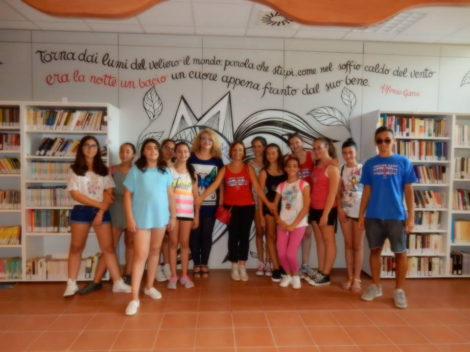 English Camp Pontecagnano