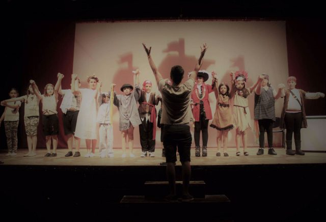 foto bimbi-stage teatrale gratuito-Salerno