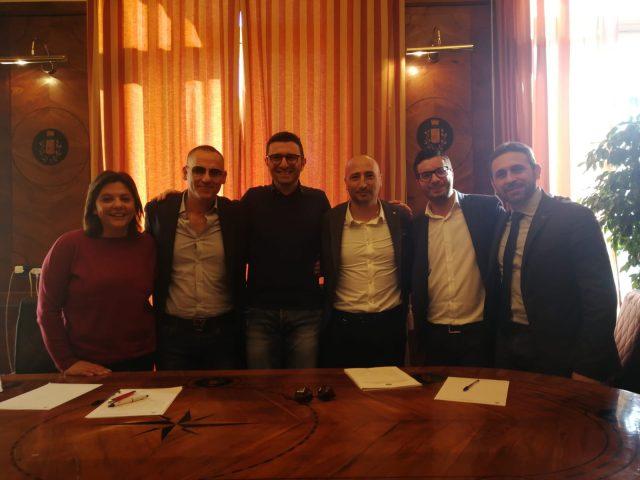 foto conferenza Psi Pontecagnano