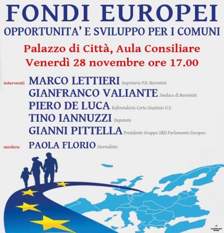 fondi europei-convegno baronissi