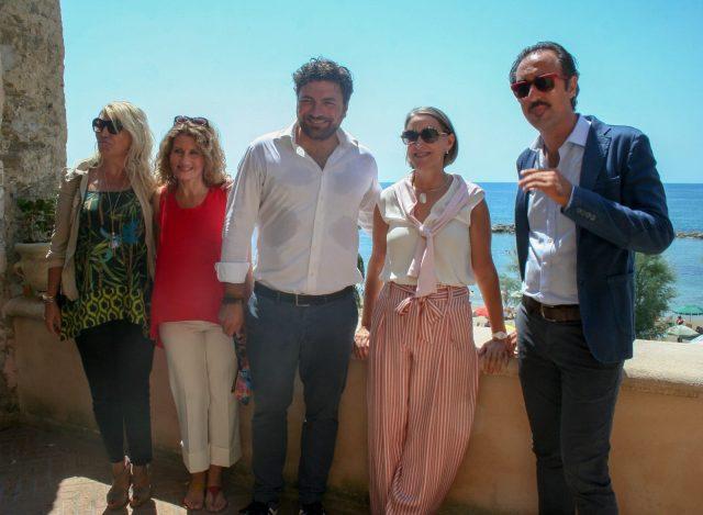 Carla Ripoli, Gabriella Russo-Valerio Calabrese-Mary Allen Countryman-Stefano Pisani