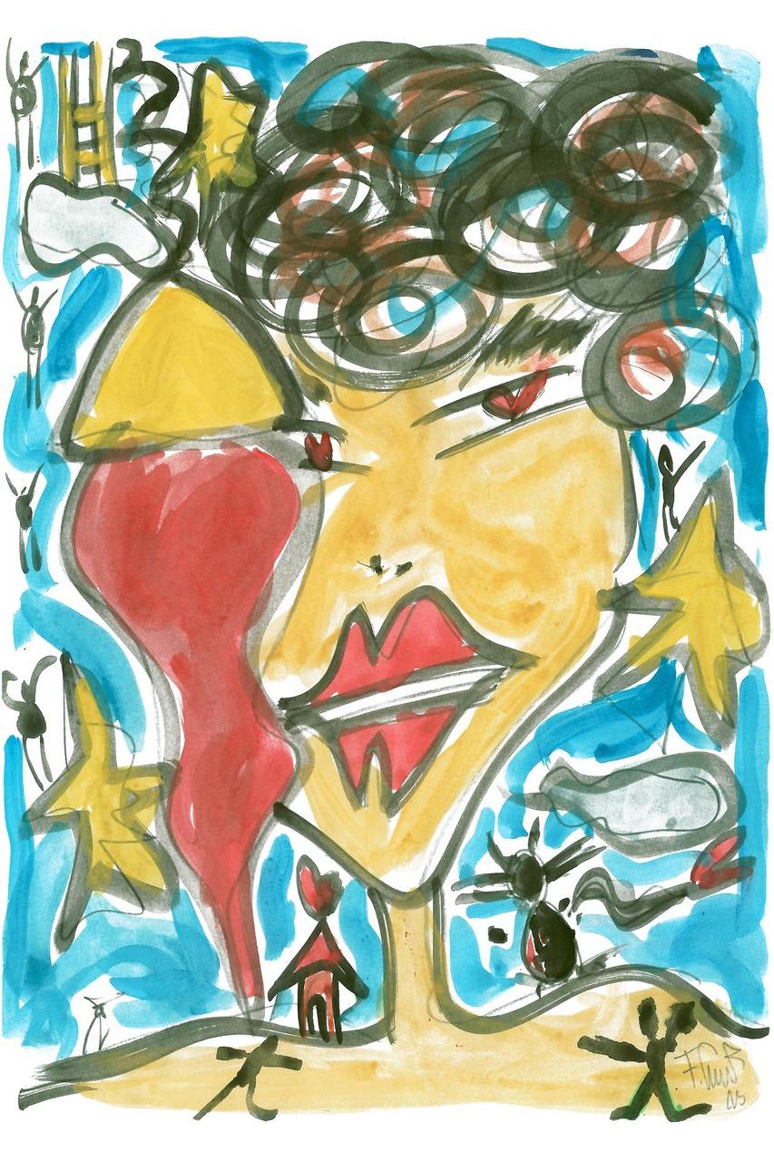francesco-cuomo-design-da-collezione-la-serenità-opera-arte-contemporanea-acquerello 2