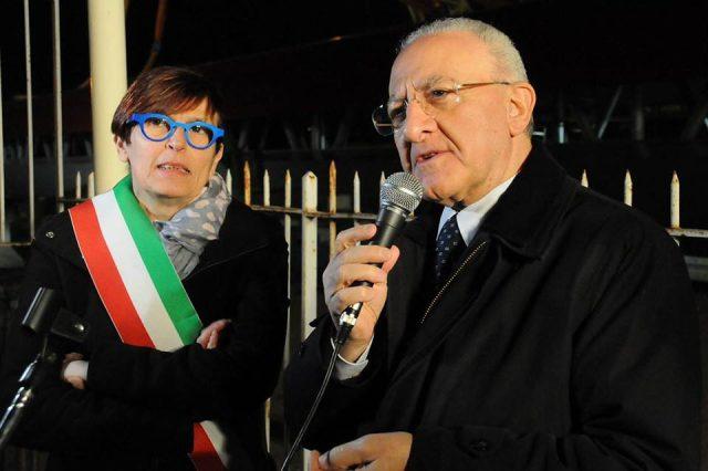 Cecilia Francese-Vincenzo De-Luca