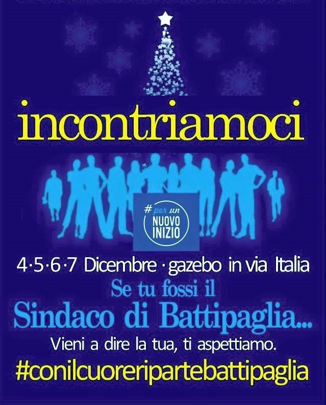 gazebo-battipaglia-via-italia-#perunnuovoinizio(