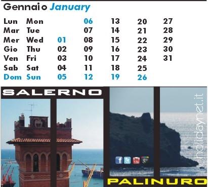 Calendario.eco.Holiday net-gennaio 2014