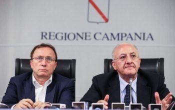 Fulvio Bonavitacola-Vincenzo De Luca