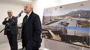 Vincenzo De Luca-Ospedale del Mare-Napoli-inaugurazione