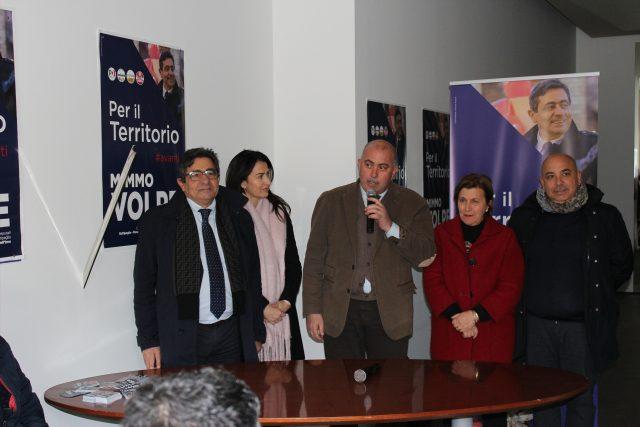 inaugurazione Capaccio-Volpe-Gallo-Palumbo