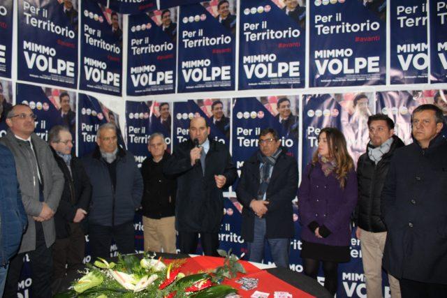 inaugurazione S.Cecilia.comitato elettorale-PD