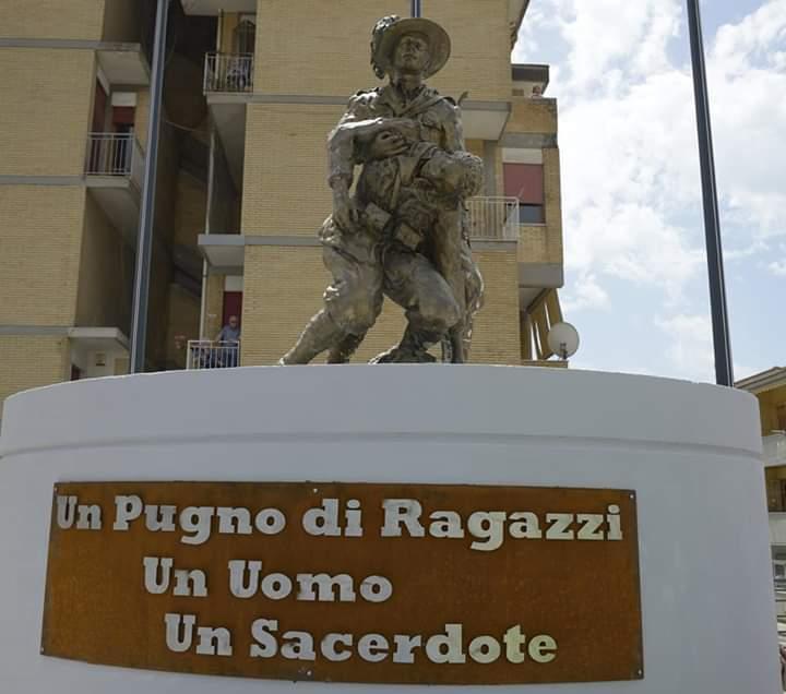 inaugurazione monumento e Piazza al Bersagliere Eboli