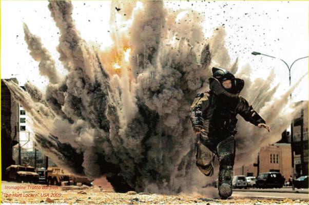 Antiterrorismo e esplosivi