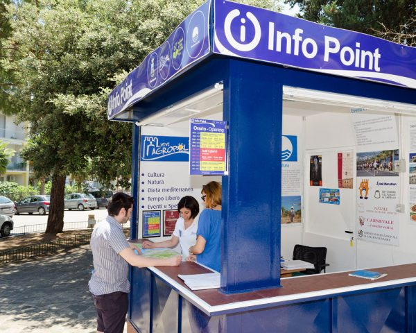 infopoint viale Europa-Agropoli