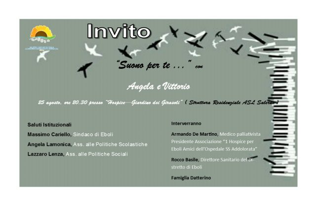 Evento pianoforte