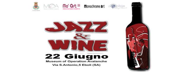 jazz & wine 2019 Eboli