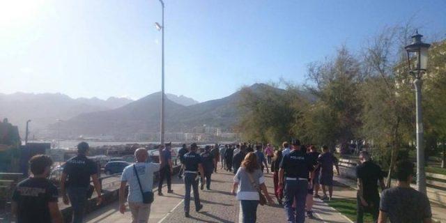 Passeggiata della Sicurezza-Salerno-Noi con Salvini
