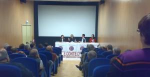 Lista Villani -presentazione Antonio Conte