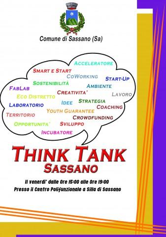 locandina enzo think tank