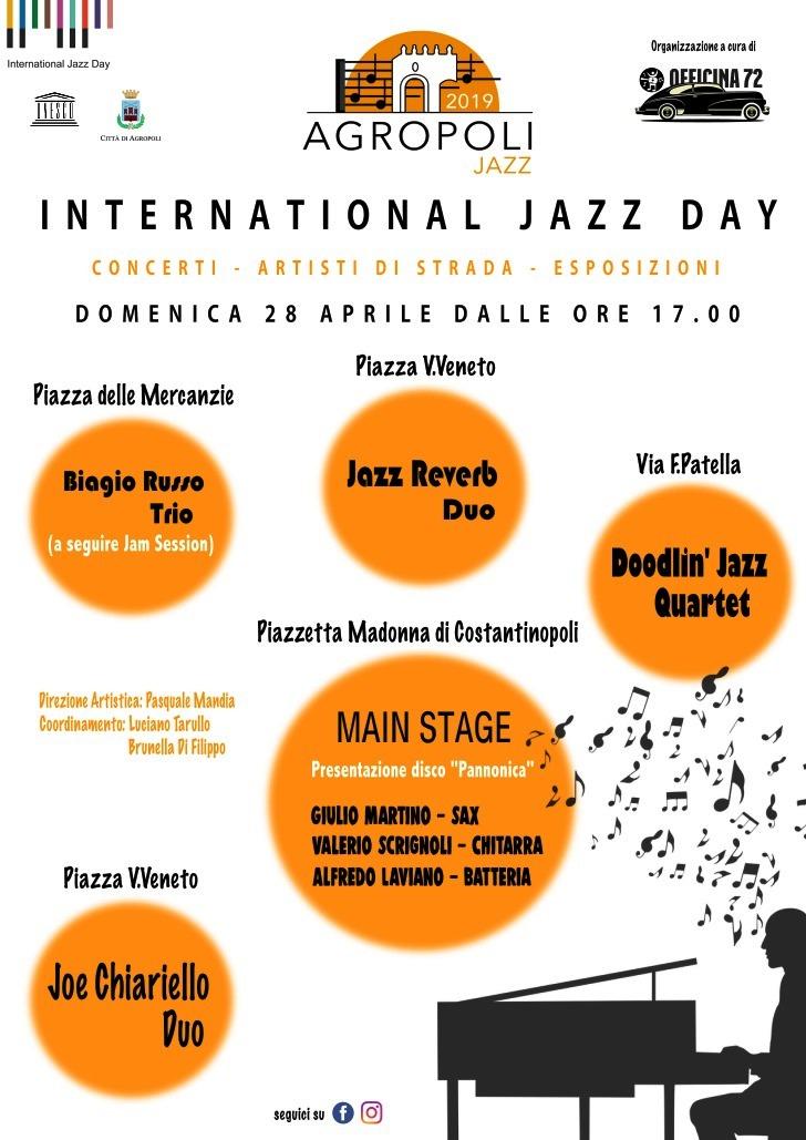 Internazionale jazz Agropoli