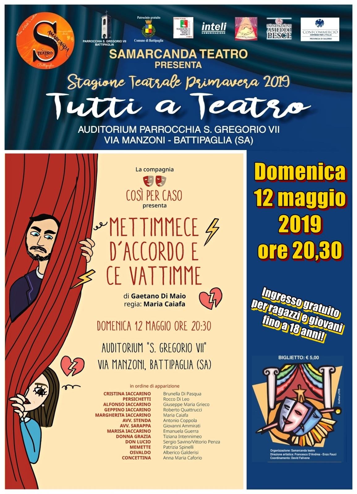 Battipaglia-Samarcanda Teatro