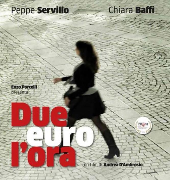 Film- due euro l'ora-