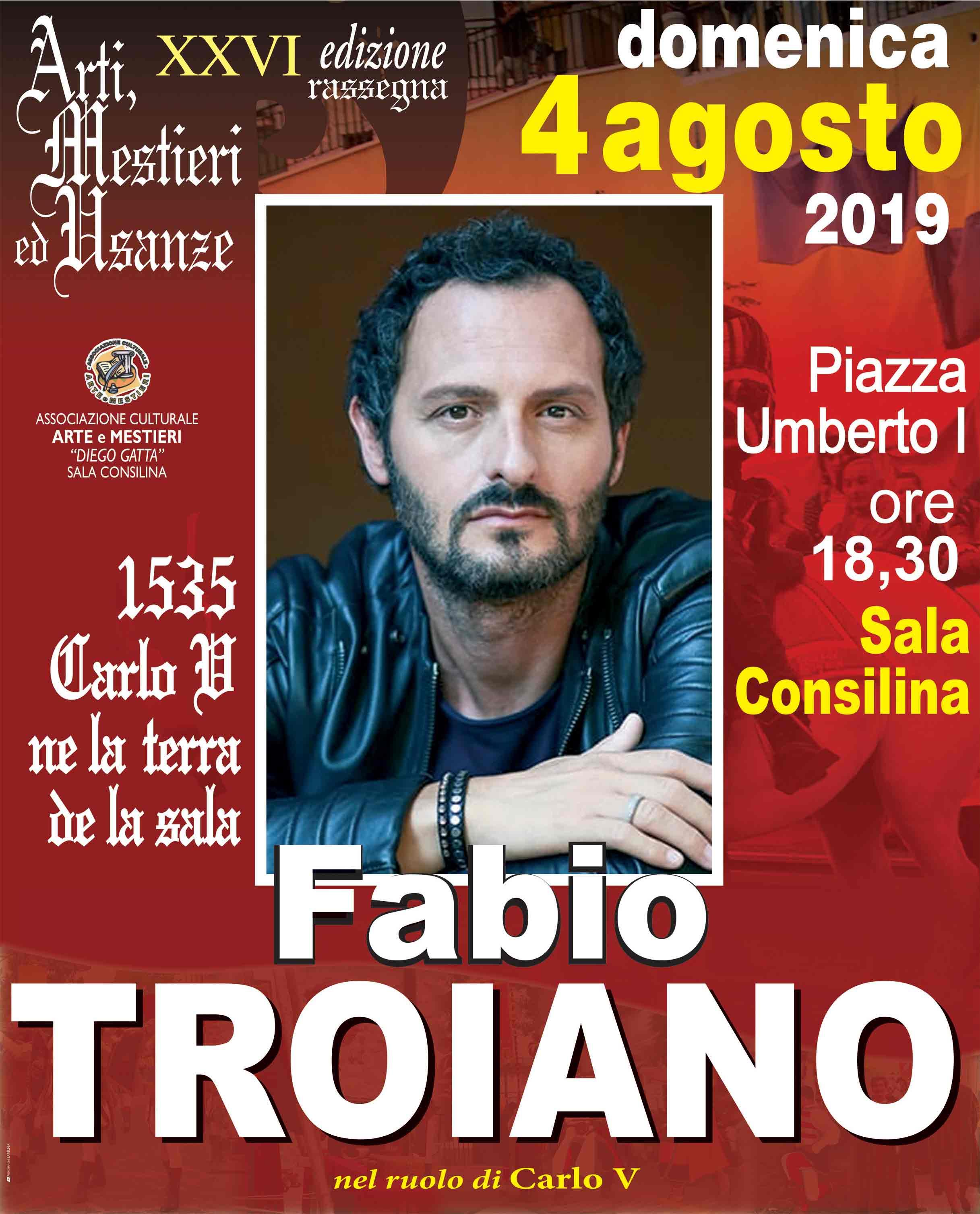 Carlo V nella terra de la Sala-Fabio Troiano-ospite-2019