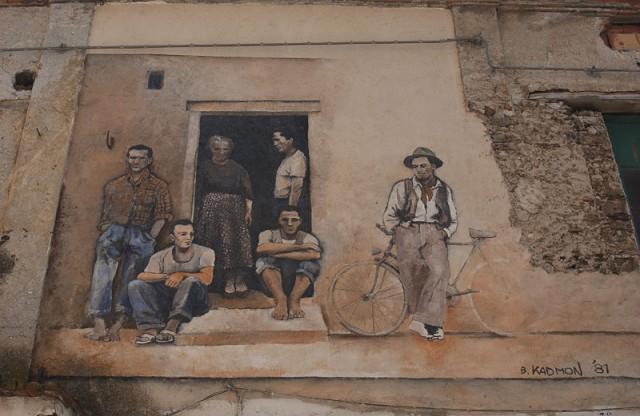 Dal 1 Concorso Artistico Di Graffiti Murali All Idea Dei Murales Nel Centro Storico Politicademente Il Blog Di Massimo Del Mese