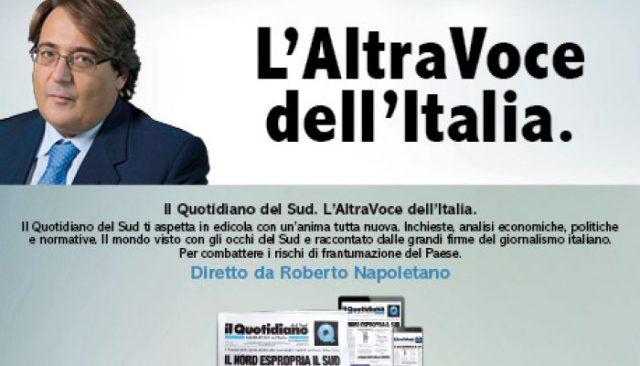 Roberto Napoletano-L'altra voce dell'Italia