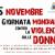 Agropoli: Il comune si accende di rosso contro la violenza sulle donne