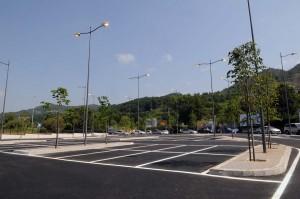 Parcheggio Pastena