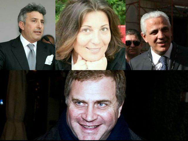 Alberico Gambibi-Valeria Ciarambino-Luciano Passariello-Stefano Graziano