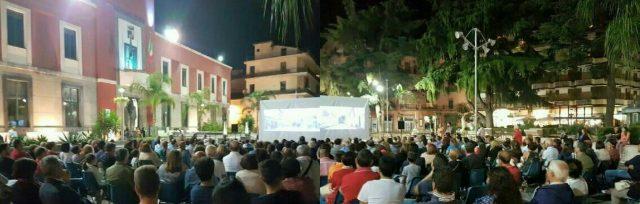 Battipaglia-Cinema sotto le Stelle-1