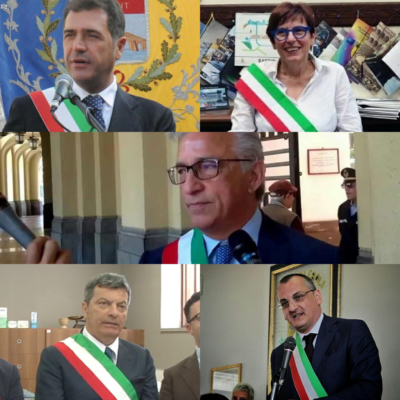 Ernesto Sica-Cecilia Francese-Vincenzo Napoli-Massimo Cariello-Italo Voza