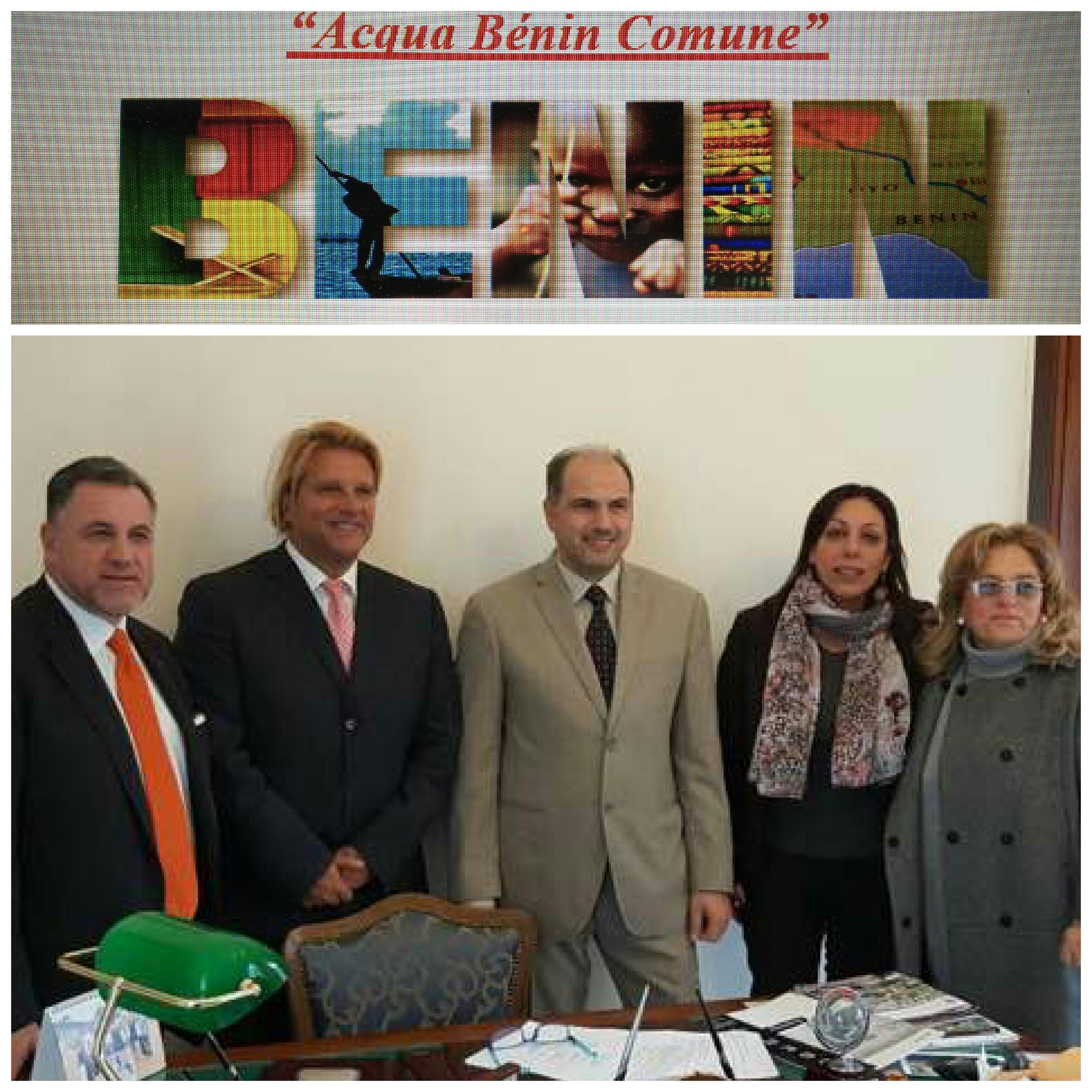 Acqua benin Comune-IC Fiorentino-Sorvillo-Gambardella-Palo