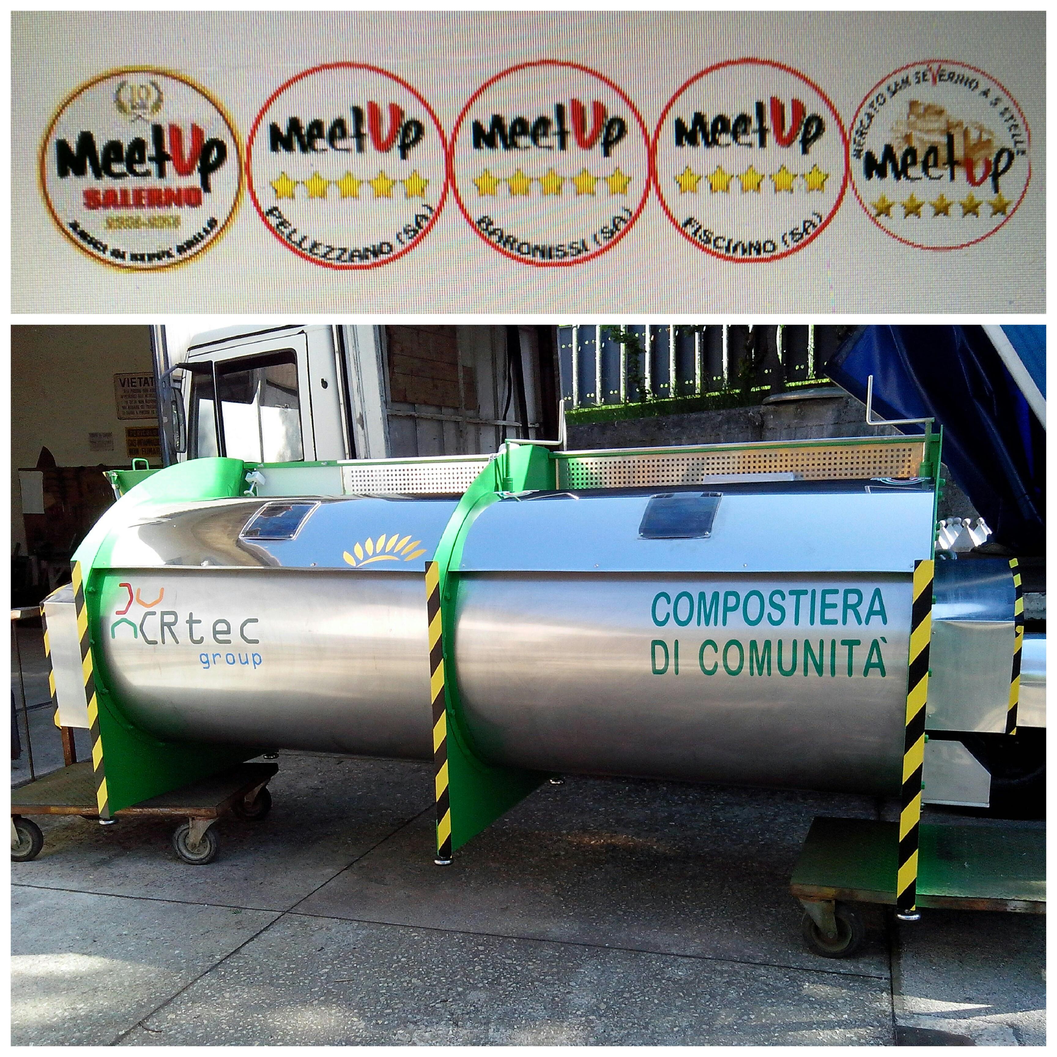 Impianto compostaggio di comunità