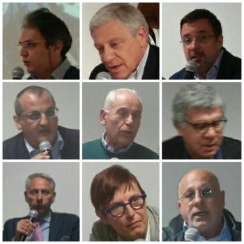 Curcio-Del Vecchio-Faenza-Cariello-Conte-Rosania-Consalvo-Francese-Gnazzo