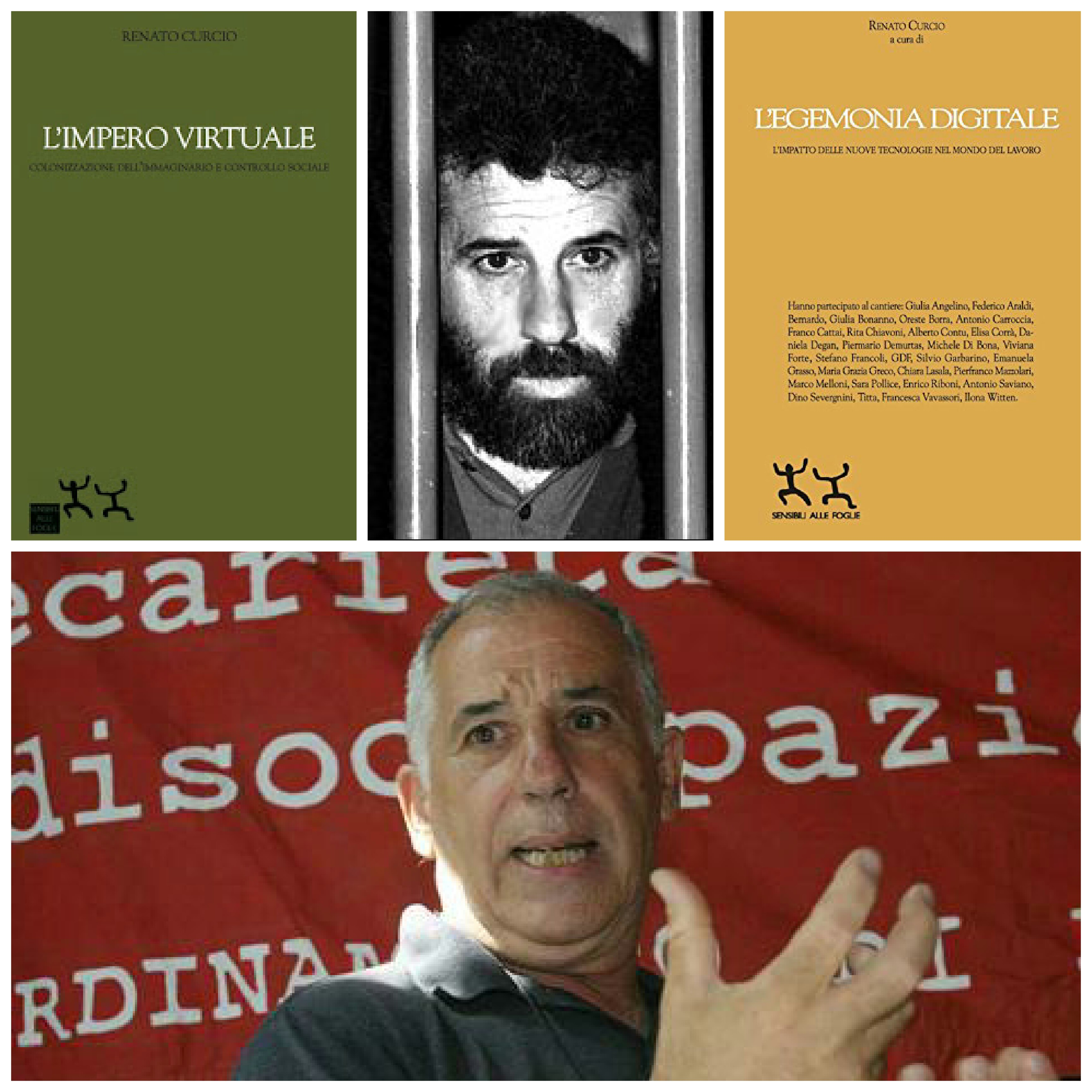 Renato Curcio-i saggi
