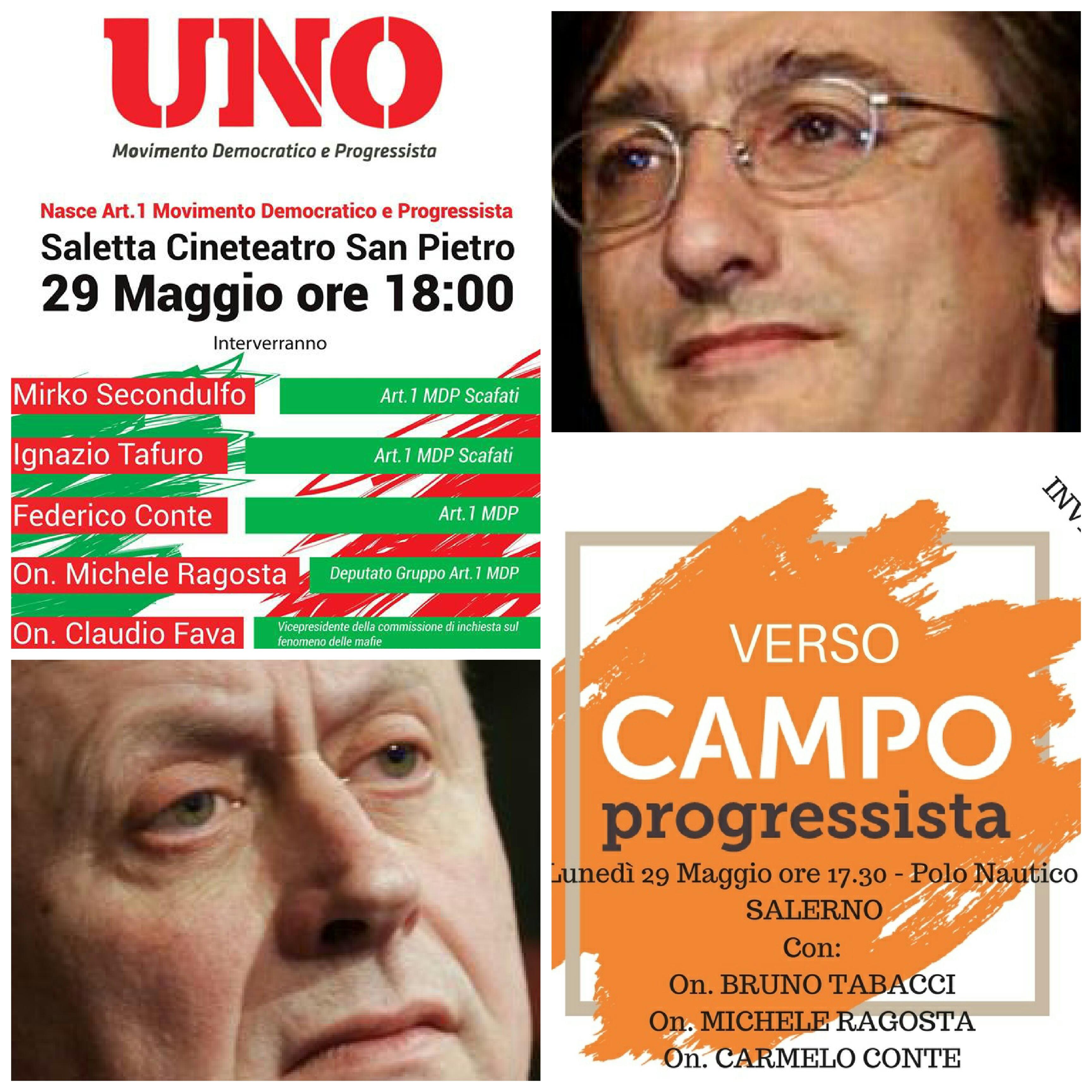 Claudio Fava-Bruno Tabacci