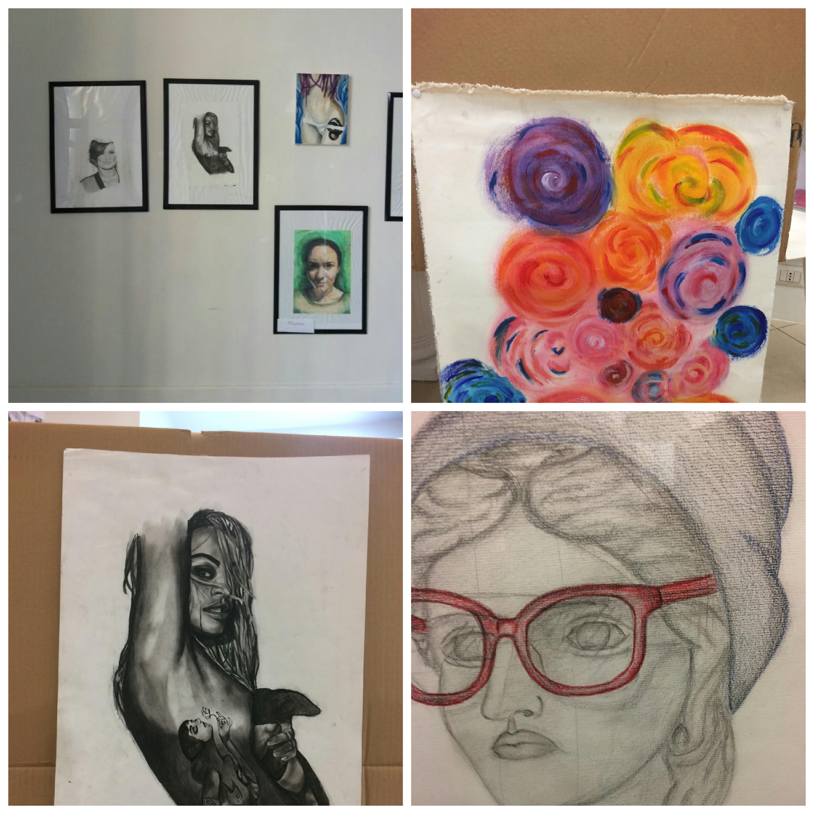 Mostra giovani artisti-De Amicis-Battipaglia