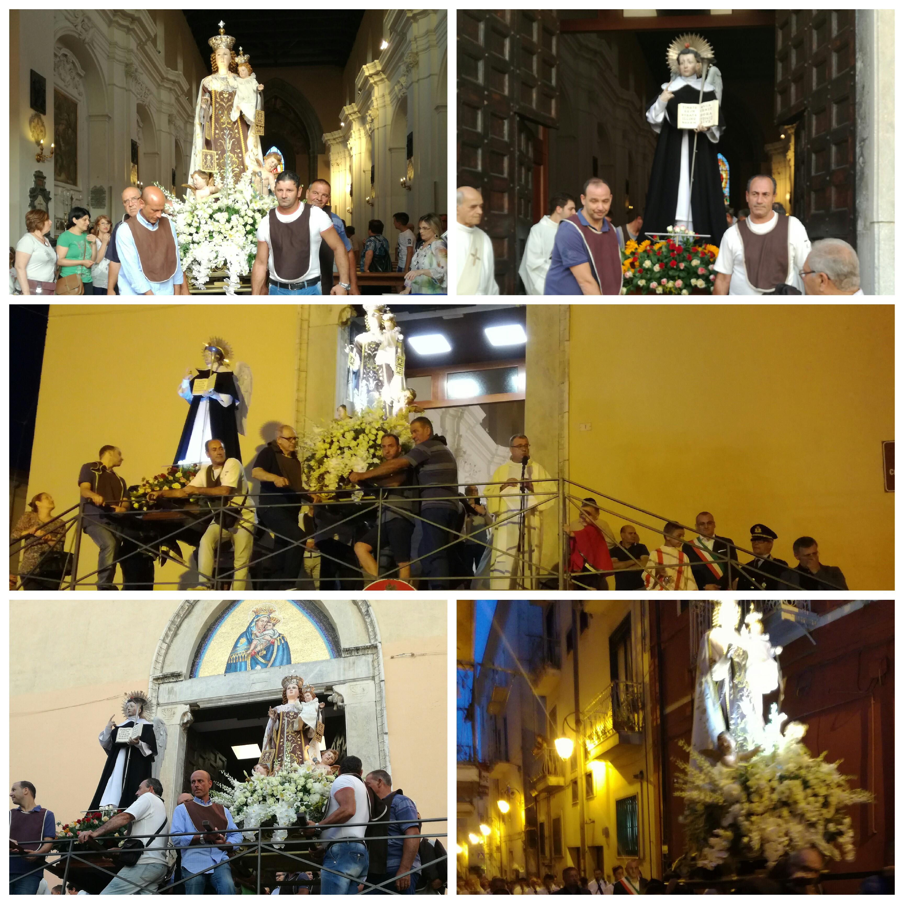 Madonna del Carmine-Processione-2017