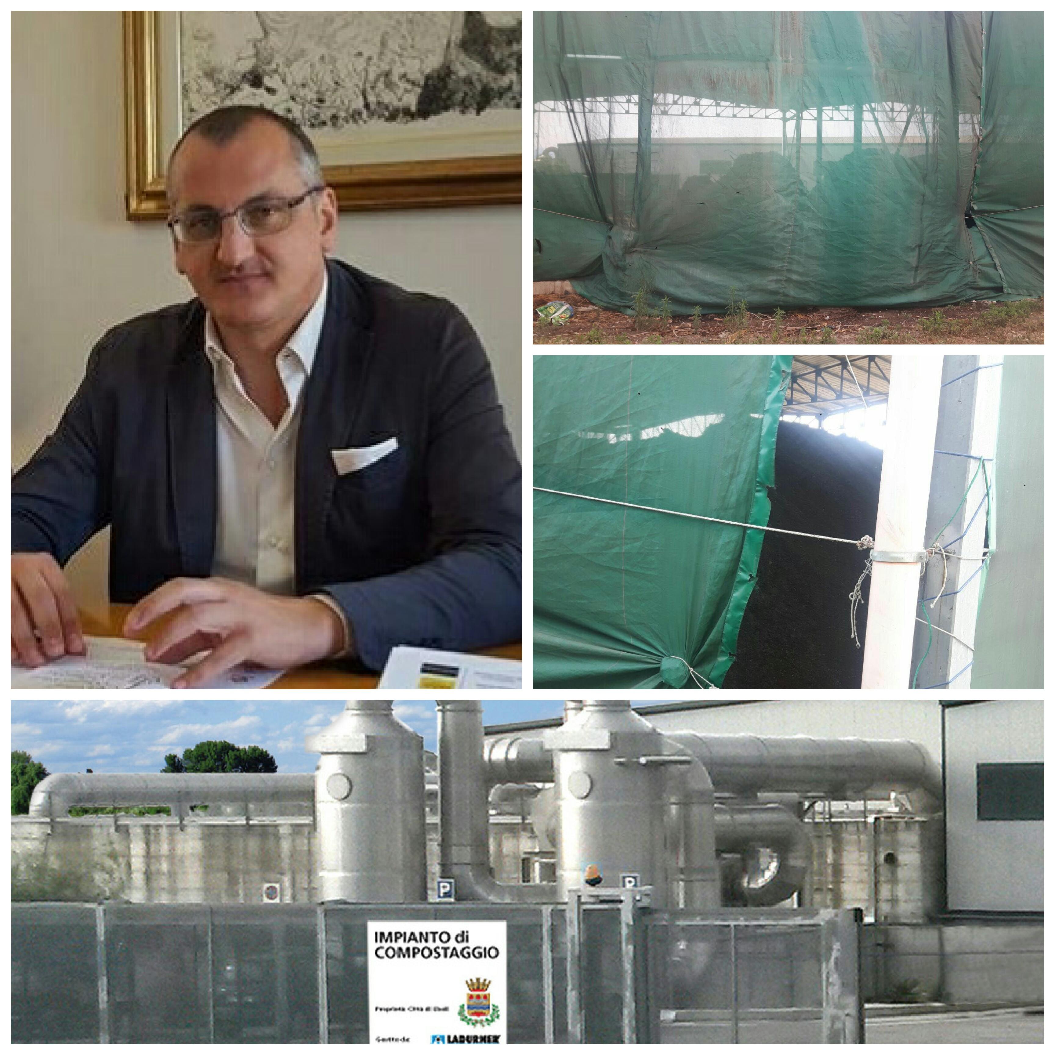 Massimo Cariello-Impianto compostaggio Eboli