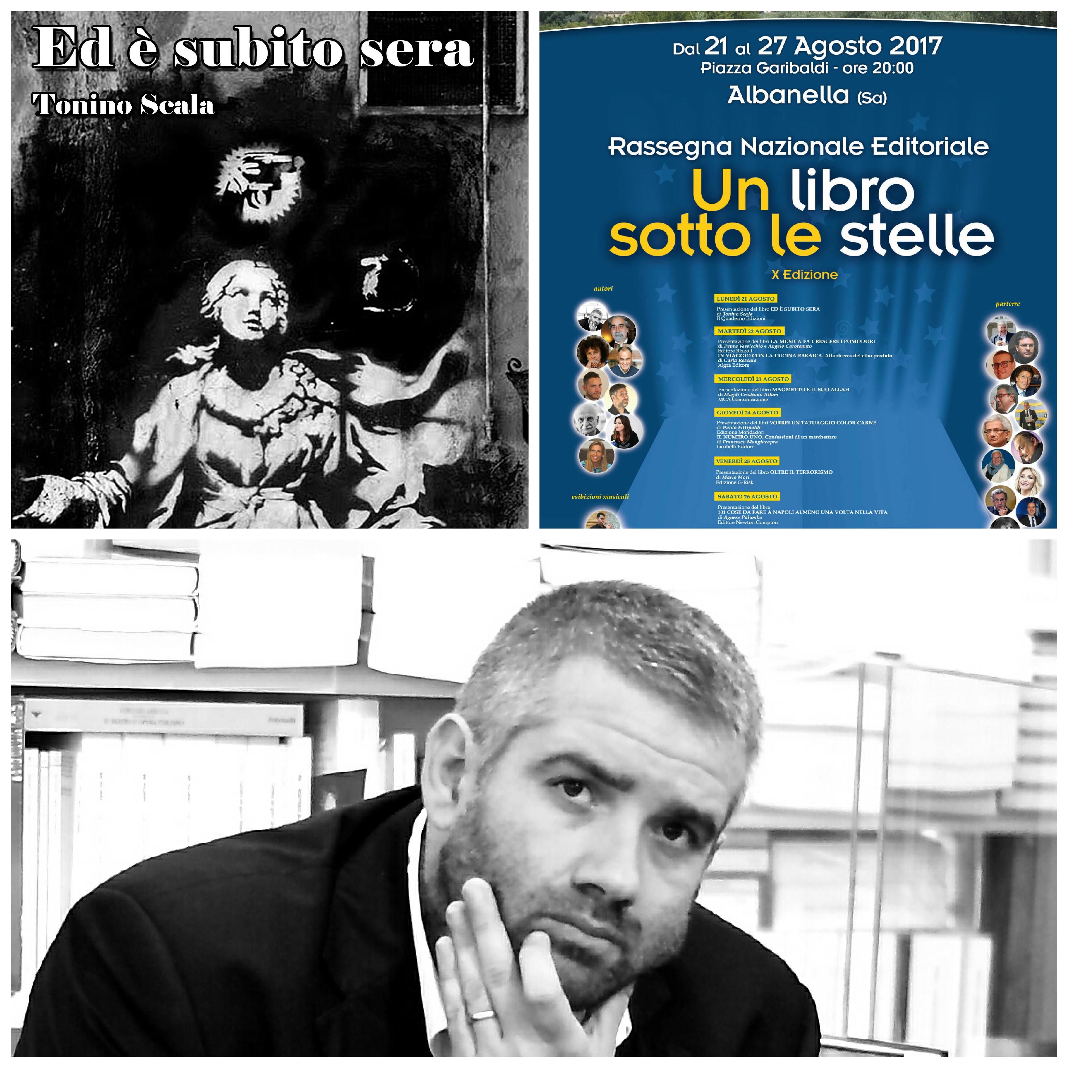 Tonino Scala-Rassegna-un libro sotto le stelle