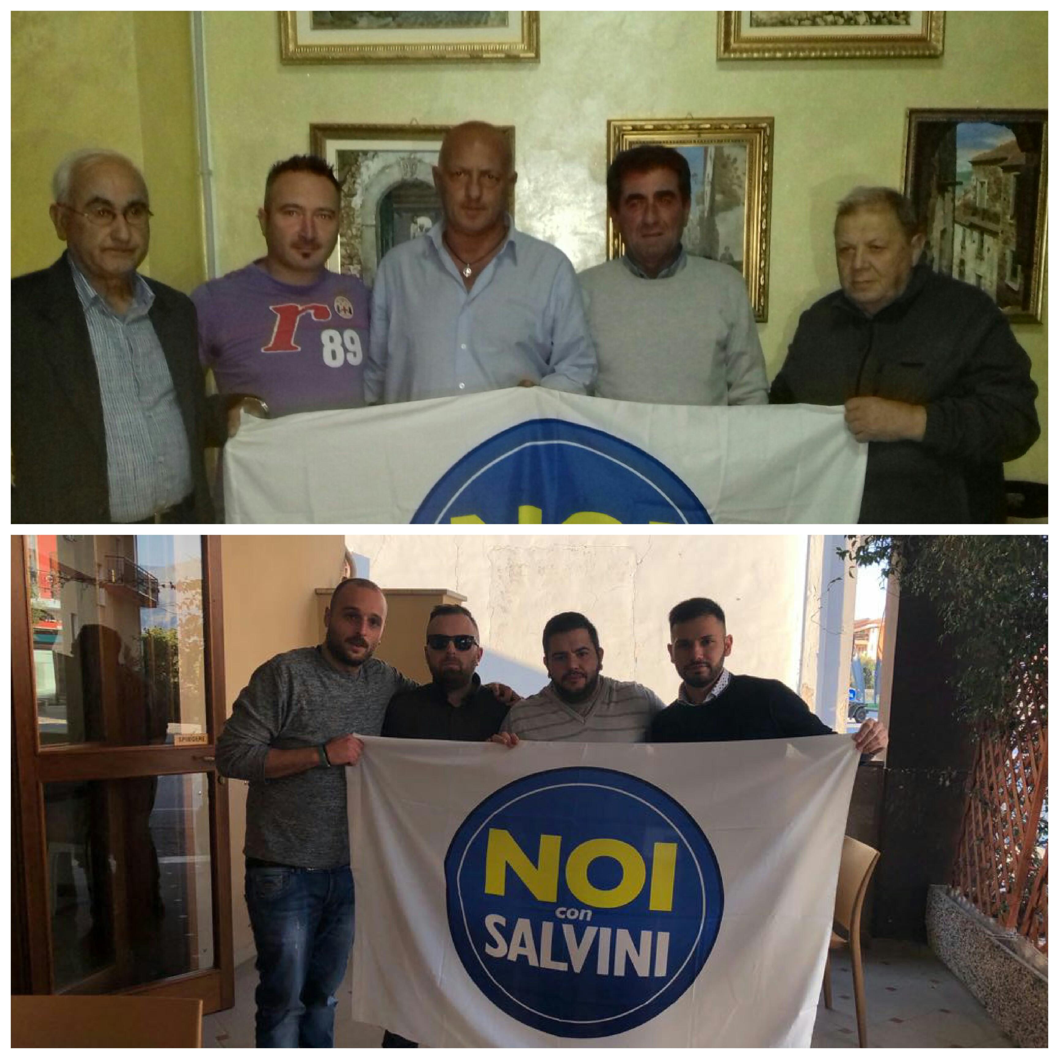Noi con Salvini-Cicerale-San Pietro al Tanagro