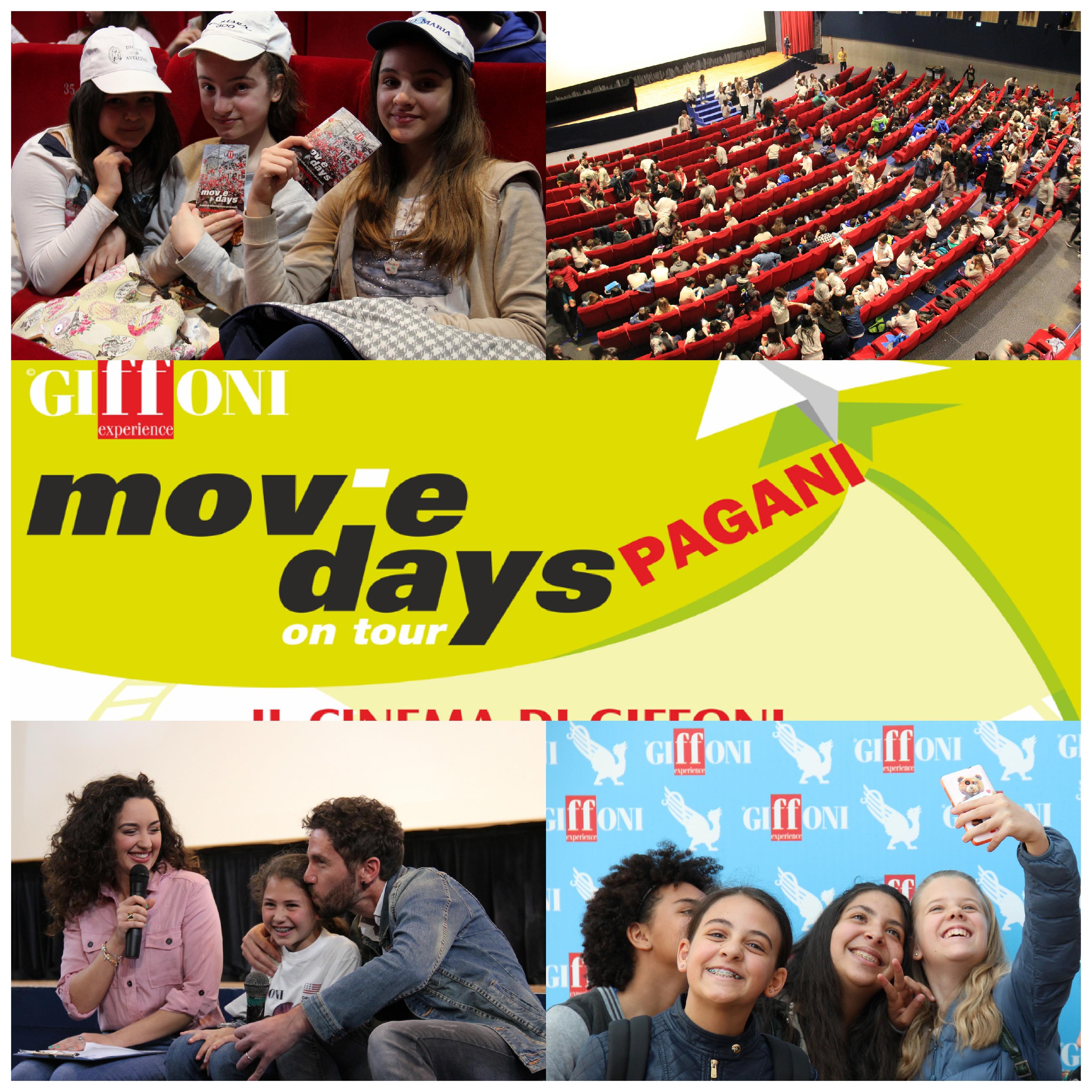 Movie Day Pagani