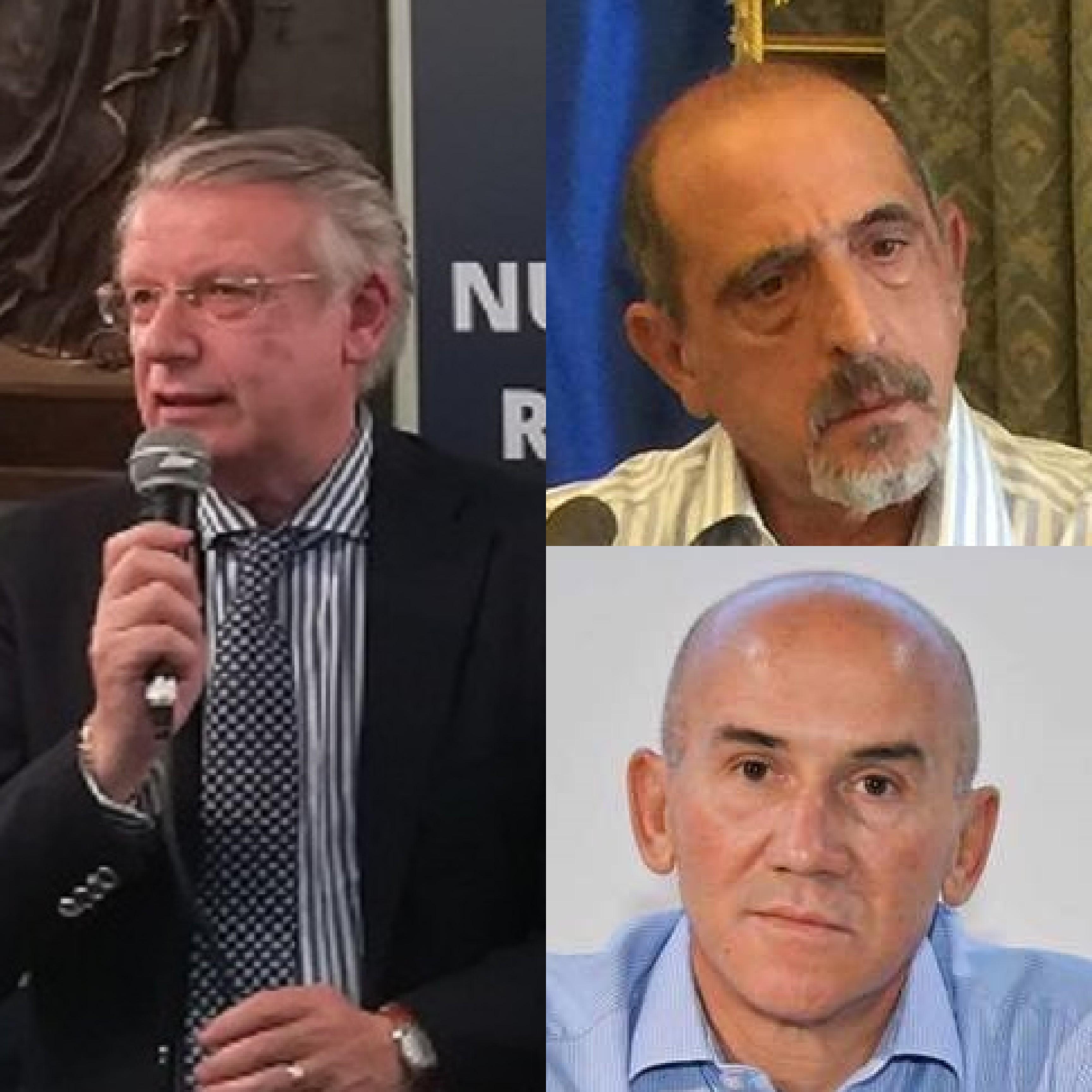 Antonio Giordano-Pietro Antonacchio-Gerardo Ceres