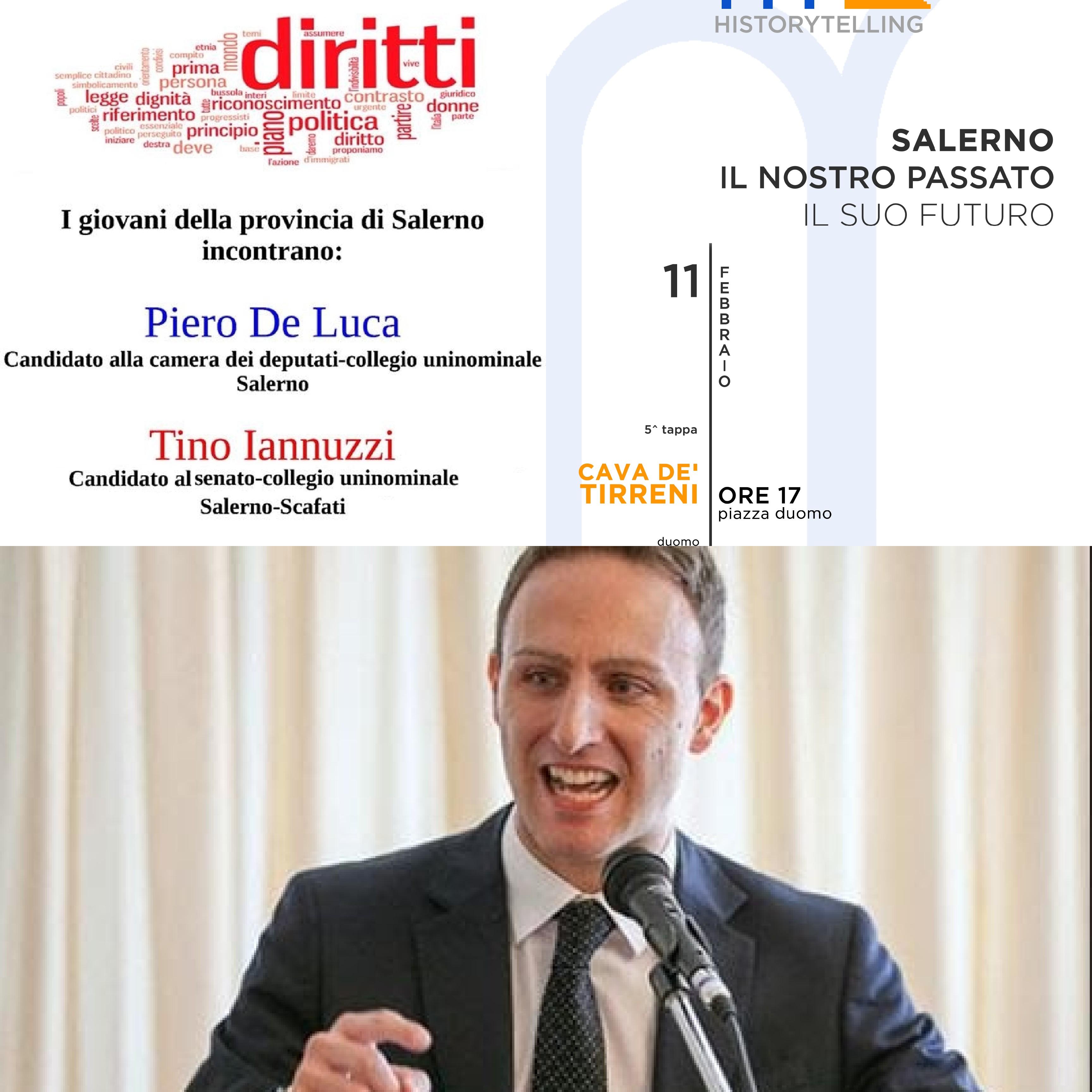 Piero De Luca-Cava dei Tirreni