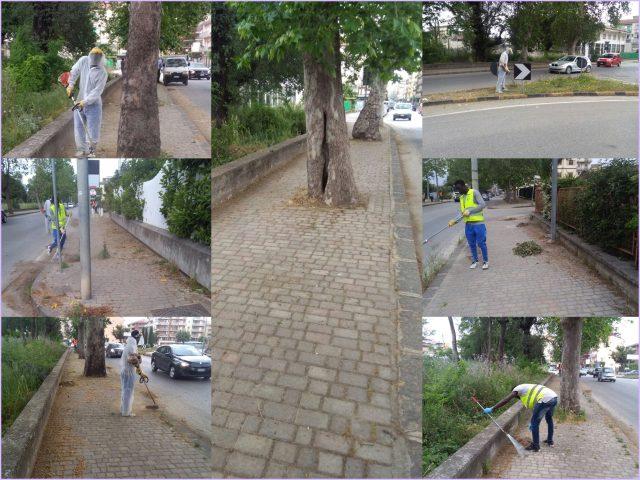 Manutenzione strade Battipaglia